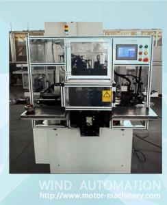 China Fully automatical stator winding equipment two pole 2 pole universal stator winder on sale