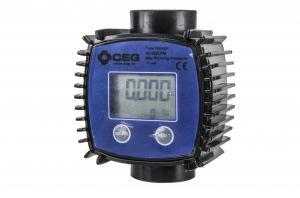 China Singflo electronic digital flow meter standard k24 turbine flow meter on sale