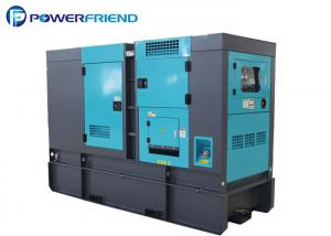 China 100KVA Three Phase Silent Diesel Generators For Home Use Powered By Cummins on sale