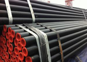 China SAE 4130 En 41B Hollow ESR Grade Seamless Boiler Tubes OD 155mm X ID 110mm on sale