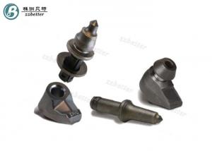 China Tungsten Carbide Tipped Coal Mining Tools For Road Milling Tools on sale