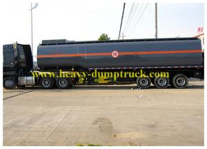 China Sinotruk howo Chemical Tanker Truck 25 to 30 m3 stainless steel anti-corrosion on sale