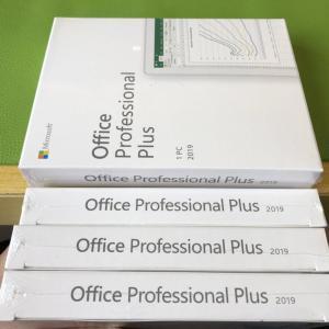 China Office 2019 Microsoft Office Professional Plus Pro 32 - 64 Bit Original Microsoft Key on sale