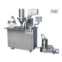 China Electricity / Pneumatic Combined Control Capsule Filling Machine 380V 50Hz 3P on sale
