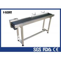 Mini Conveyor Belt For Small Business , Stainless Steel Conveyors Food Processing