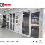 ISO14644-1 standard ISO7 Modular Clean room