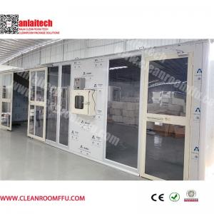 China ISO14644-1 standard ISO7 Modular Clean room on sale