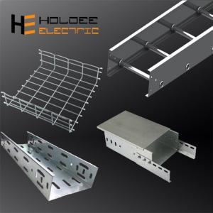 China metal or customized steel?cable trunking/ventilated trough?cable?tray/metal?cable?tray on sale
