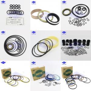 China Hitachi Carterpillar Sumitomo Kato Kobelco Sany Excavator Boom Seal Kit Wear Resistance on sale