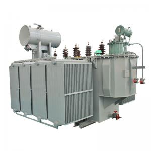 China Industrial Microwave Power Supply Oil Immersed Transformer electrical distribution oil transformer suppliers in China on sale