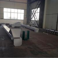 La haute a traité le convoyeur et le compacteur de vis de capacité pour pour le sable, le grain et la boue