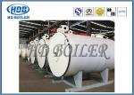 China Horizontal Oil Fired Industrial Steam Generators , Atmospheric Pressure Hot Water Boiler wholesale