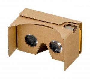 China 3d vr glasses virtual reality virtual reality 3d glasses google cardboard v2 for party supplier in China on sale