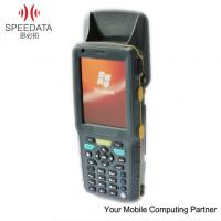 China LF RFID Rugged Tablets PC IP65 GPRS 3G GSM PDA Barcode Scanner on sale