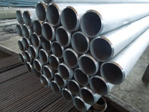 China Cold Rolled Large Diameter Steel Pipe Alloy Steel Tubing With Low Temperature on sale