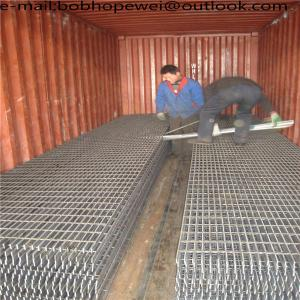 China expanded metal flooring/grating manufactures/walkway mesh prices/metal floor grates for sale/steel grating cover on sale