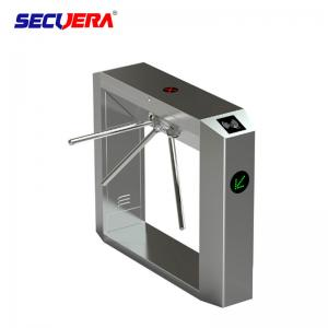 China Vertical Tripod Turnstile/Automatic access control tripod turnstile used turnstiles for sale supplier