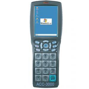 China Windows mbile 3.5inch handheld PDA 134.2khz rfid animal reader on sale