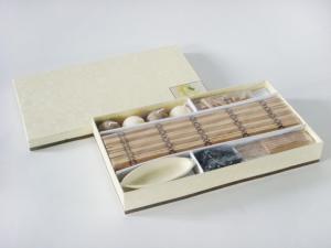 China アロマセラピーの石蝋ローズはハンドメイド箱で置かれた蝋燭のギフトをかぎつけました on sale