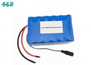 China High Engergy Lipo Electric Bike Battery Pack 22.2V 24Ah For Bicycle/ Military Vehicles on sale