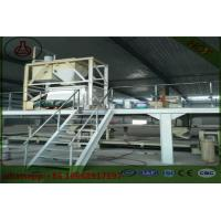Automatic Prefabricated Walls Fiber Cement Board Production Line Panel Making Machinery