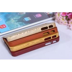 China Wood grain pattern Protective case for iPhone4s on sale