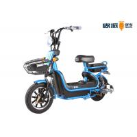 Colorful Cool Electric Motor Scooter 14