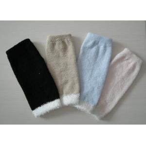 China Comfortable Pure Knitted Arm Warmer Fingerless Sleeves For Women in Winter on sale