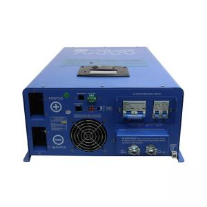 China 24v / 220v Mppt Pure Sine Wave Solar Controller With Over Voltage Protection on sale