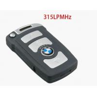 YH BM7S Remote Key For BMW 7 Series, 315LPMHZ Custom Car Key Blanks