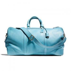China dream waterproof travel gymnastics sport vintage leather duffel bag on sale