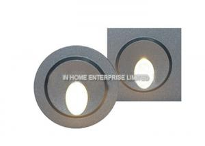 China Contemporary 3w Garden Recessed Outdoor Wall Lights Energy Saving on sale