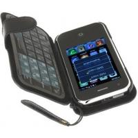 3.5 inch GSM Wifi TV Java MSN Cell Mobile Phone With Keyboard Case Iphone 3GS Style
