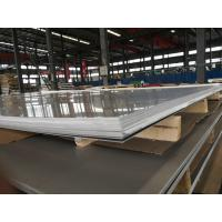 OEM Cold Rolled Stainless Steel Plate / 430 Stainless Steel Sheet 6-600mm