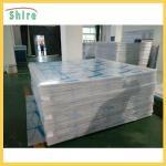 China Temperatura caliente de la película plástica de la protección de la hoja del policarbonato soportable wholesale