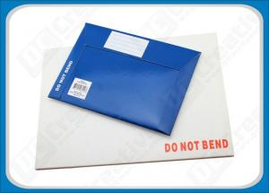 China Recyclable Rigid Self Seal Cardboard Envelopes, Printing Cardboard Mailers With Tear Line on sale
