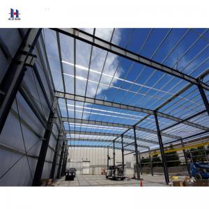 China light structural steel beam construction design steel warehouse structure on sale