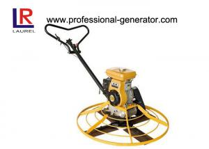 China Gasoline Walk Behind Compactor , Portable 5.0HP Vibratory Plate Compactor Rental on sale