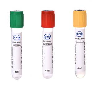 China Blood Collection Non-Pyrogen Tube on sale