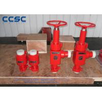 Safety Relief Inline Check Valve Forging Processing Type Normally Closed