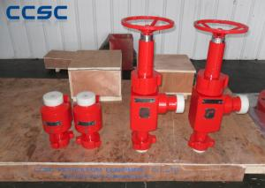 China Safety Relief Inline Check Valve Forging Processing Type Normally Closed on sale