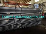 Erw Carbon / Alloy Welded Steel Tube Round Shape For Mechanical Engineer