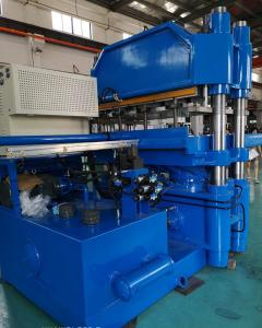China 160 Ton Twin Power Banks Plate Press Molding Machine For Silicone Accessories on sale