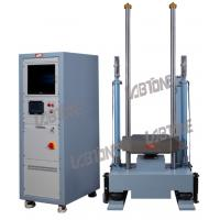 China IEC 62133 Mechanical Shock Test Equipment Shock Tester For Battery Pack Test on sale