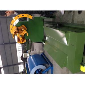 China Q235 Steel Roll Forming Machine Rolling Shutter Slats C Z Purlin on sale