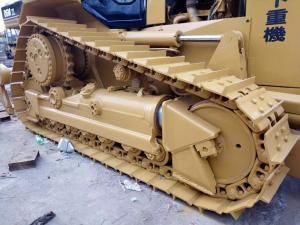 PS Transmission Used Caterpillar Bulldozer D6M 153hp Engine