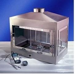 China Laboratory Building Material Flammability Tester / Ignitability Test Apparatus on sale
