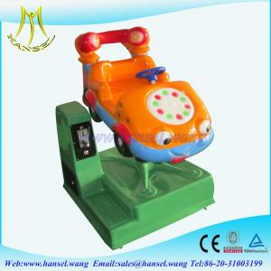 China Hansel coin operated children small theme park rides for sale on sale