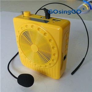China portable waistband loud amplifier speaker for teaching on sale