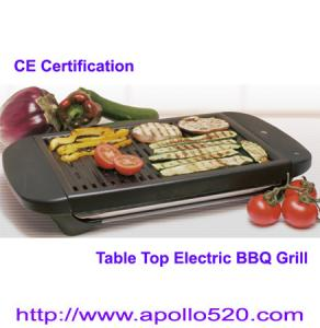 China Portable Electric Barbecue Grill on sale
